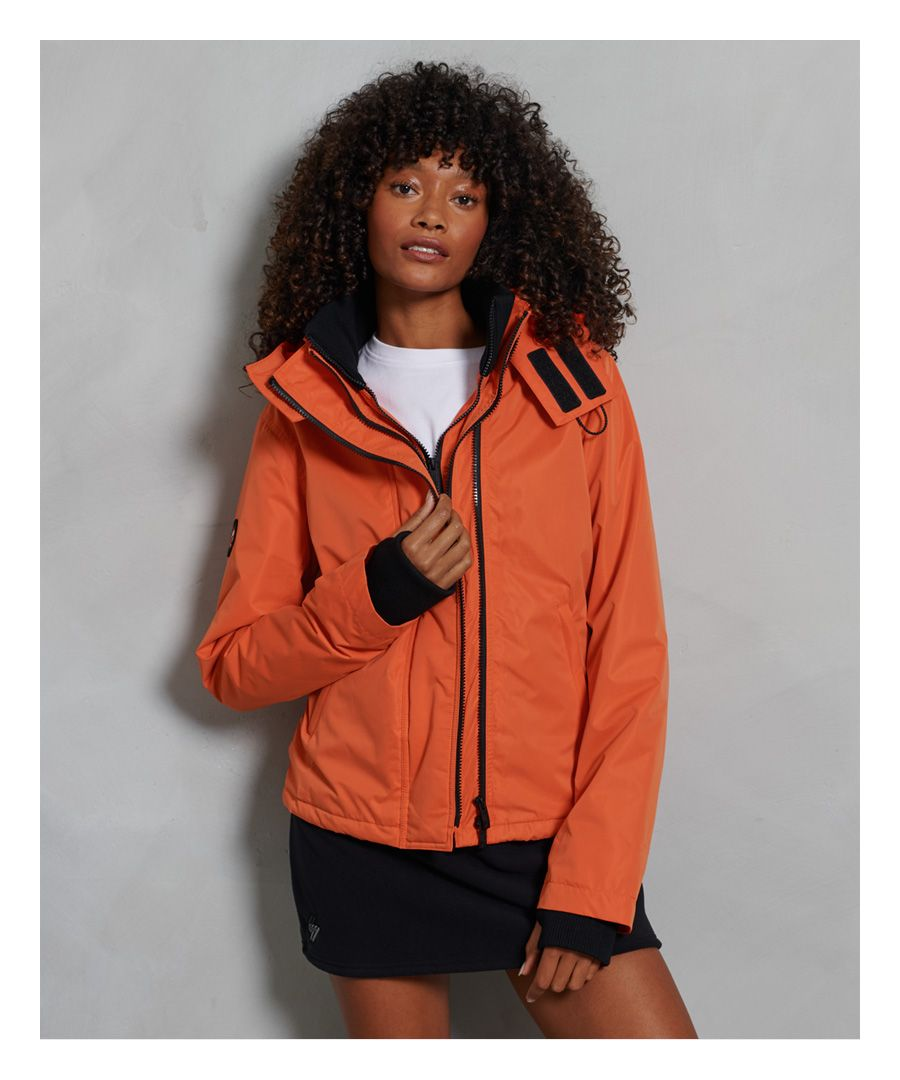 Image for Superdry Microfibre Arctic SD-Windcheater Jacket