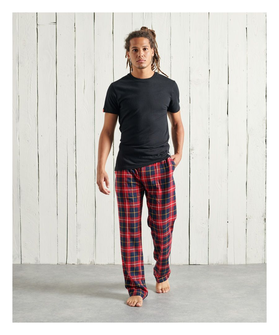 Image for Superdry Laundry Flannel Pants