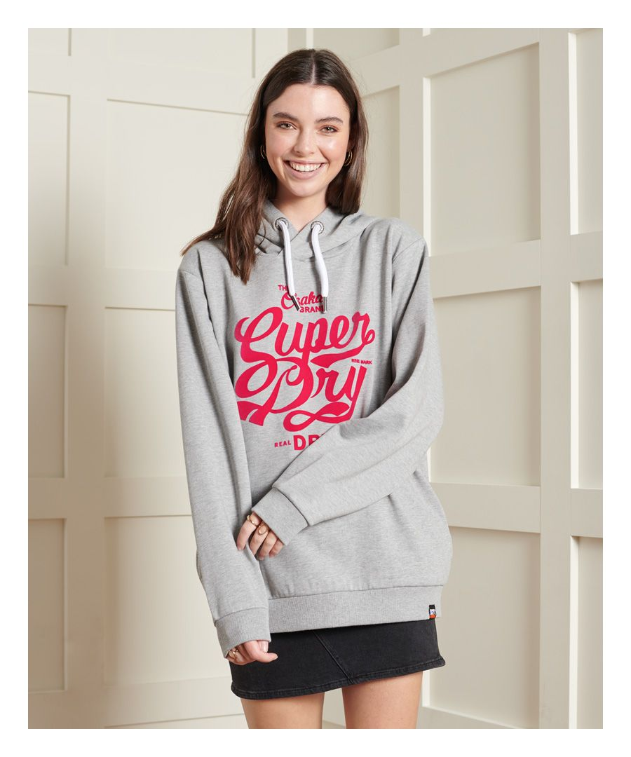 Image for Superdry Heritage 13 Oversized Hoodie