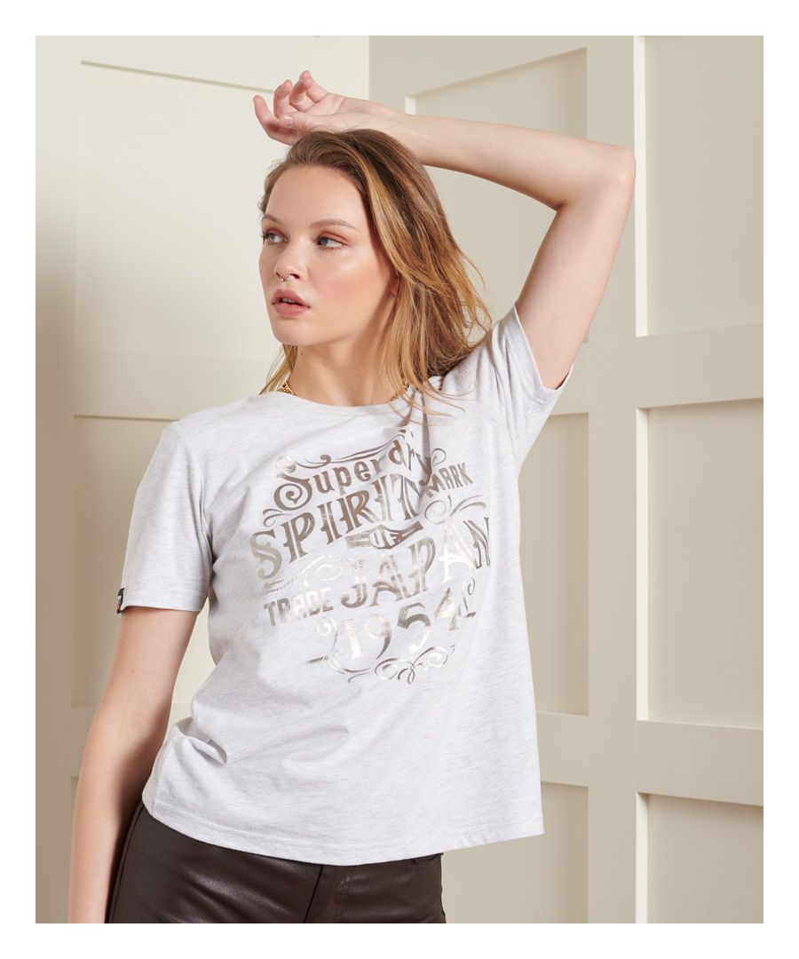 Image for Superdry Heritage 18 Standard T-Shirt