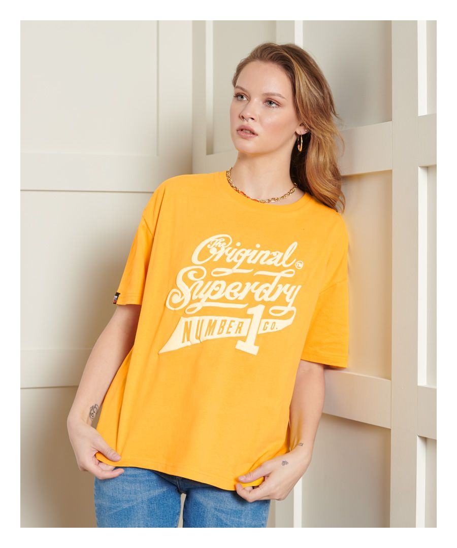 Image for Superdry Heritage 9 Box T-Shirt