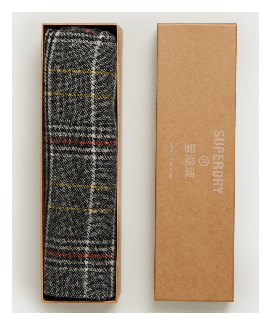 Image for Superdry NYC Boxed Scarf