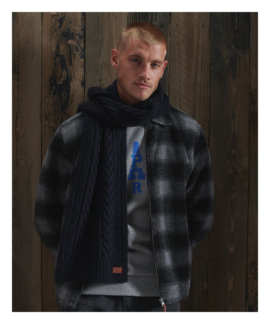 Image for Superdry Jacob Scarf