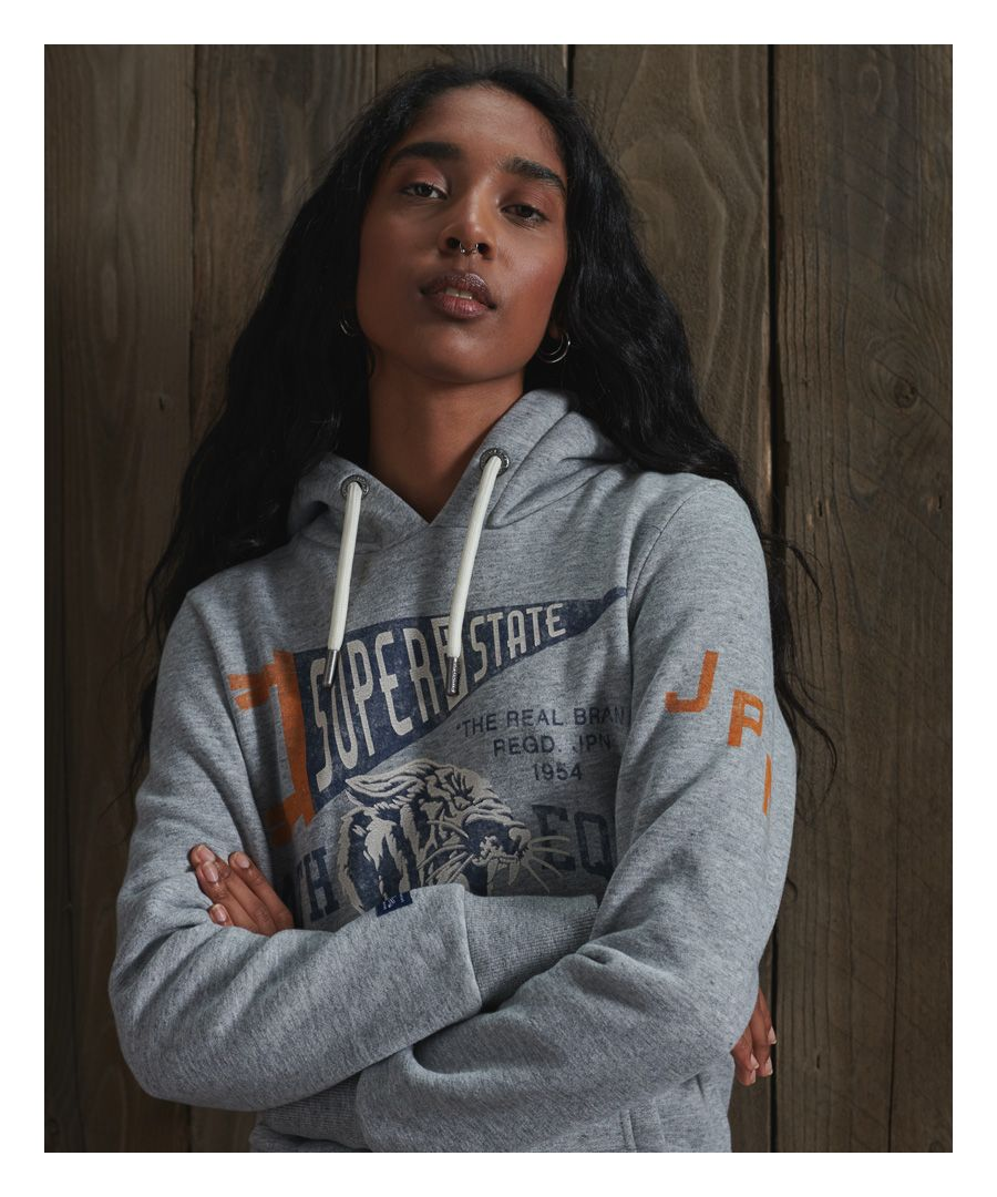 Image for Superdry Track & Field Classic Hoodie