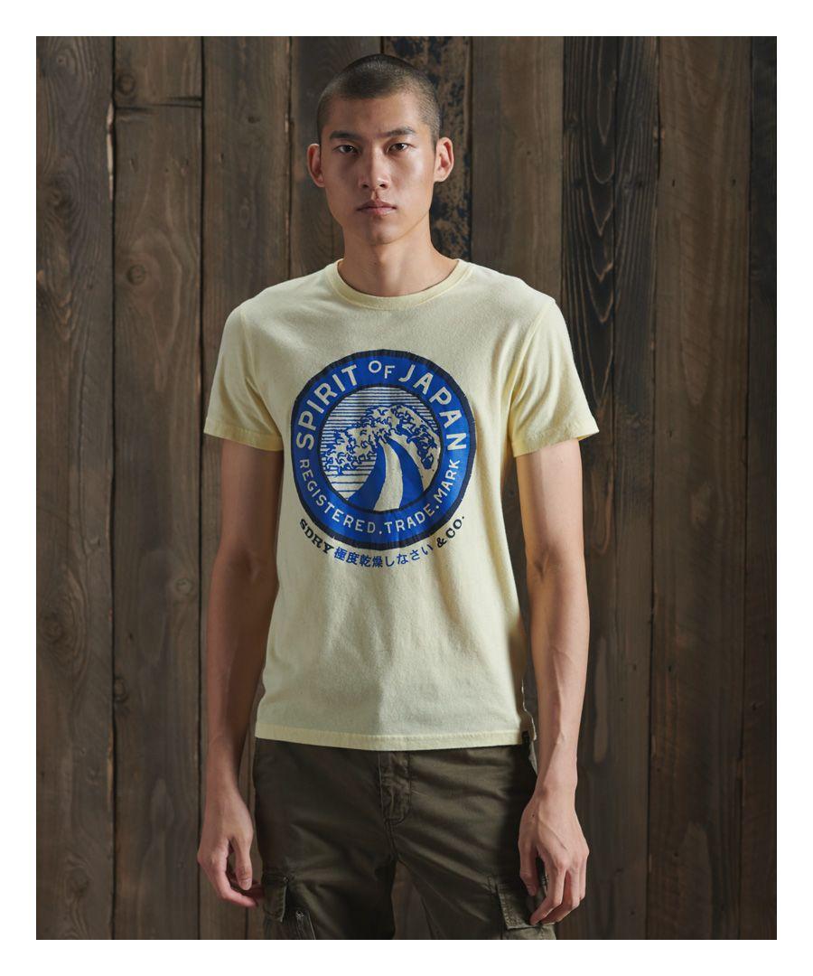 Image for Superdry Spirit Of Japan T-Shirt