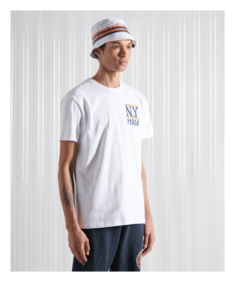 Image for Superdry Yacht Prep T-Shirt