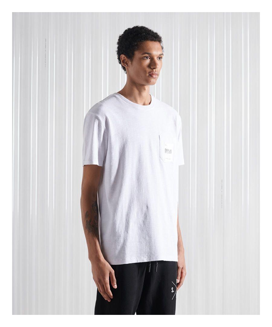 Image for Superdry Surplus Pocket T-Shirt