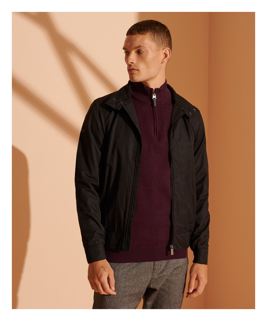 Image for Superdry Funnel Harrington Jacket