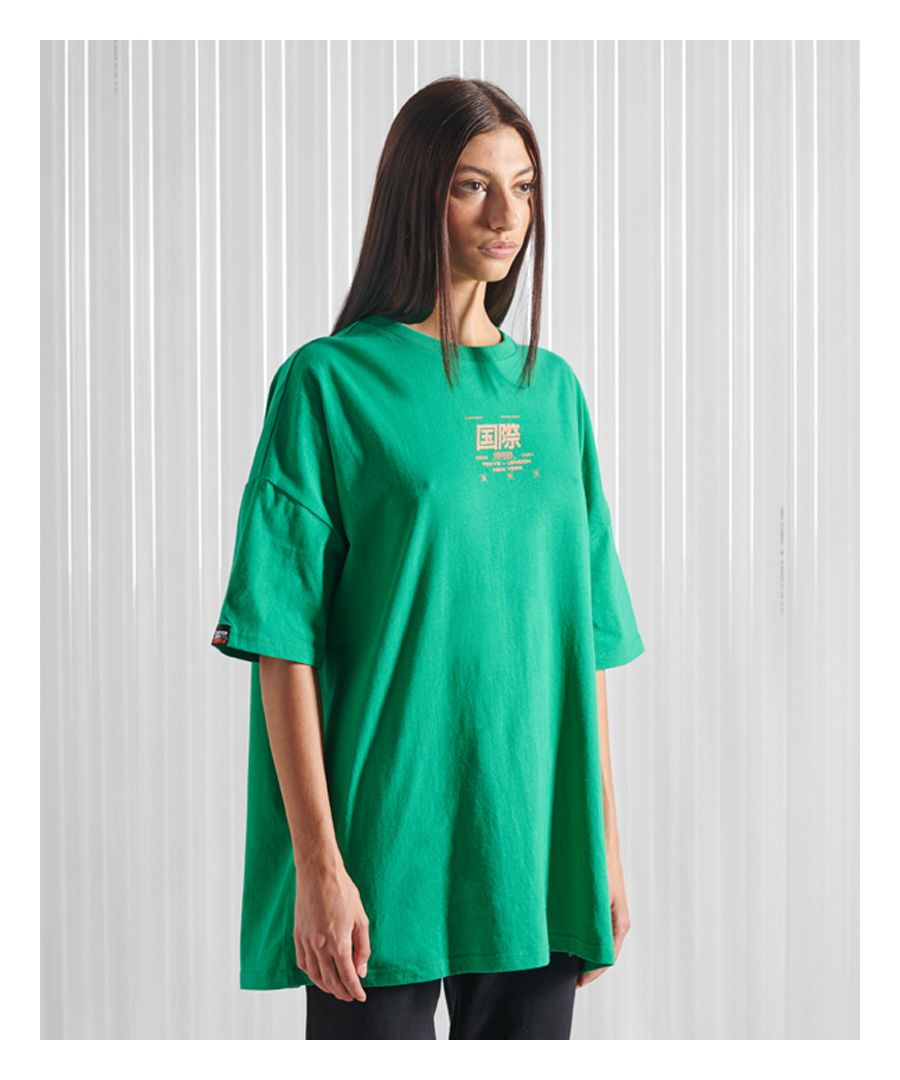 Image for Superdry Streetwear 4 Oversized T-Shirt