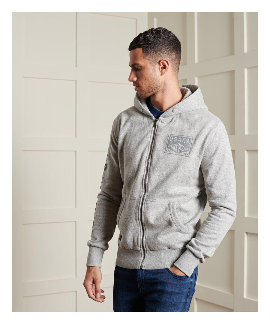 Image for Superdry Modern Workwear Zip Hoodie