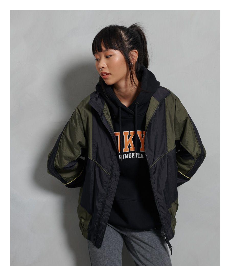 Image for Superdry Splice Panelled Jacket