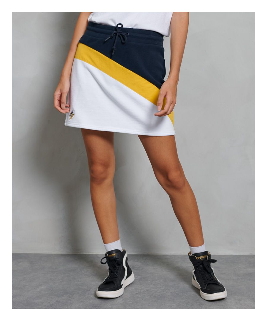 Image for Superdry Sportstyle Mini Skirt