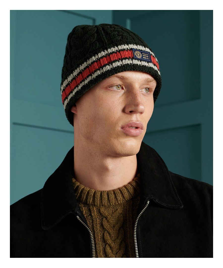 Image for Superdry Boston Beanie