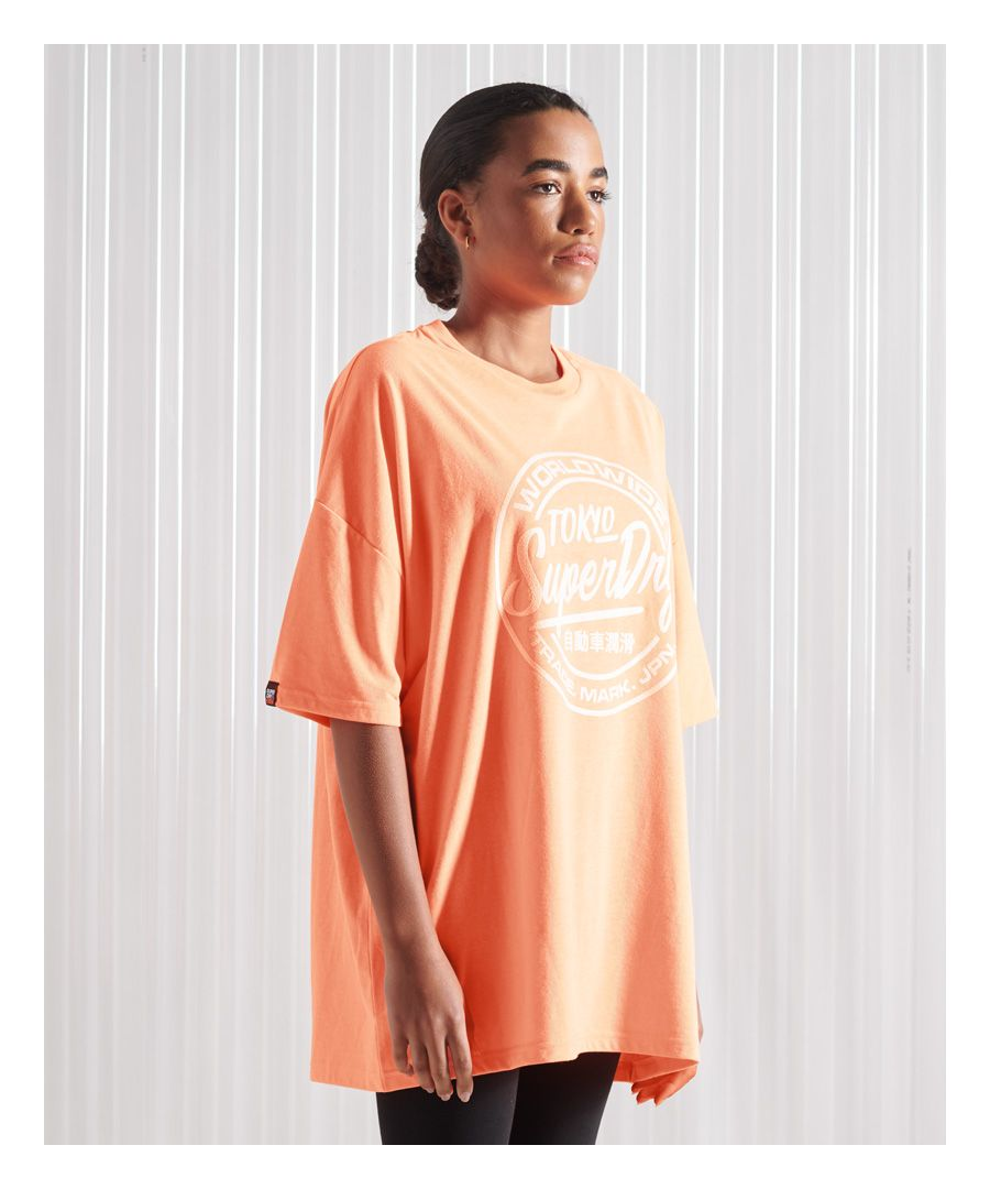 Image for Superdry Streetwear 6 Oversized T-Shirt