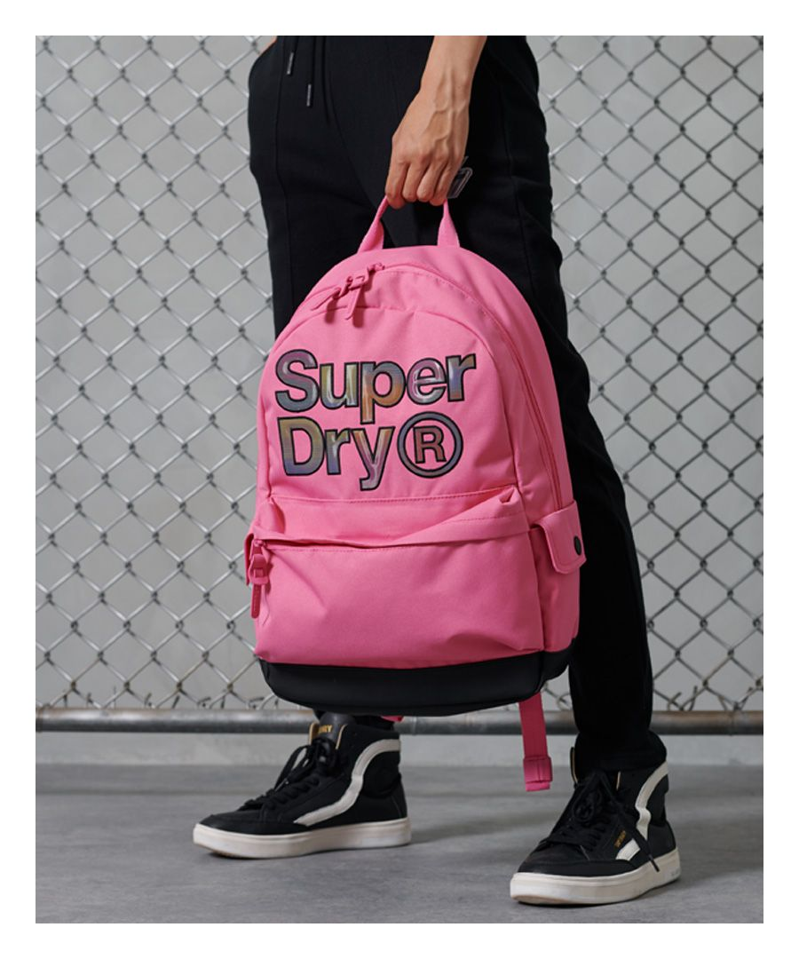 Image for Superdry Rainbow Infill Montana Rucksack