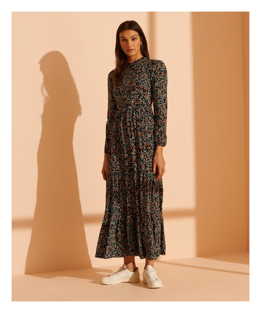 Image for Superdry Skylar Maxi Dress