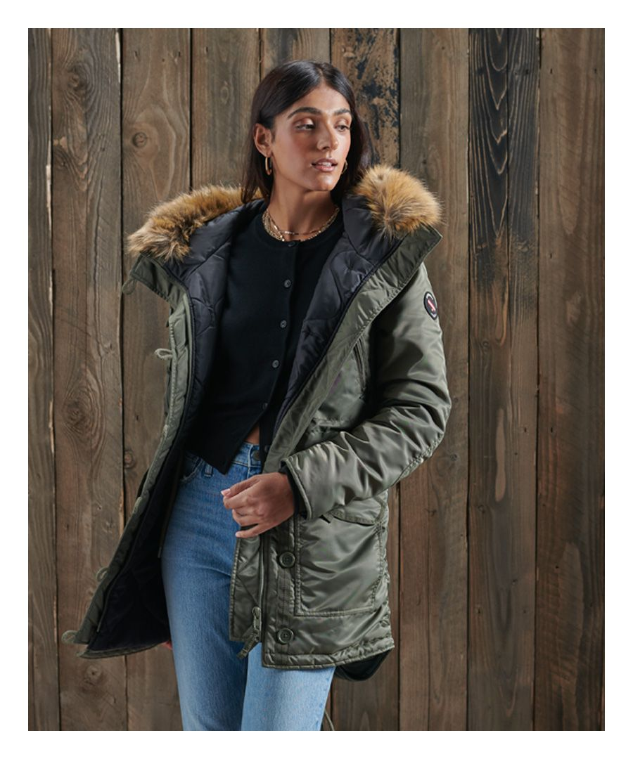Image for Superdry SDL Parka Jacket