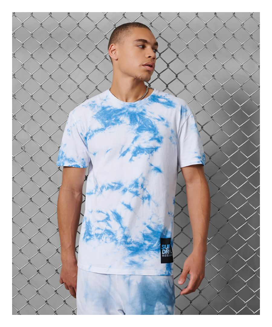 Image for Superdry Japan Tie Dye Boxy T-Shirt