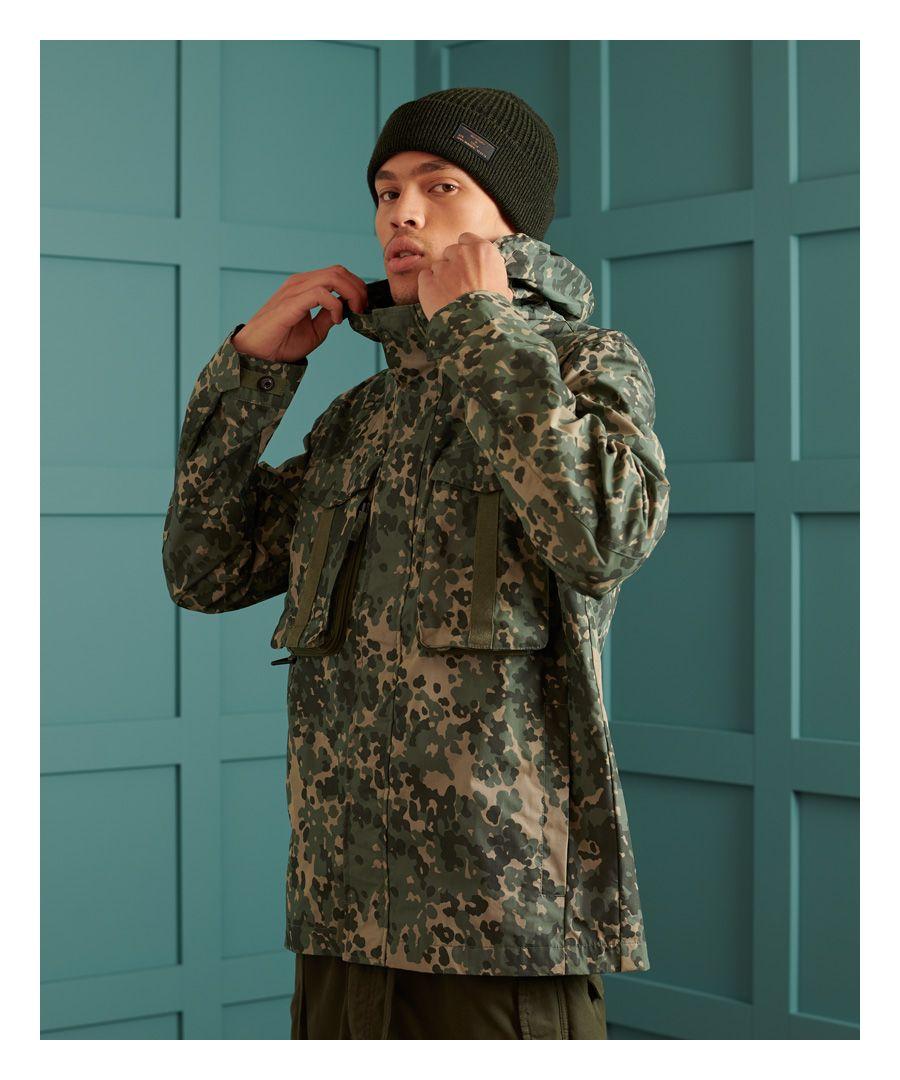 Image for Superdry Dress Code Cagoule Jacket