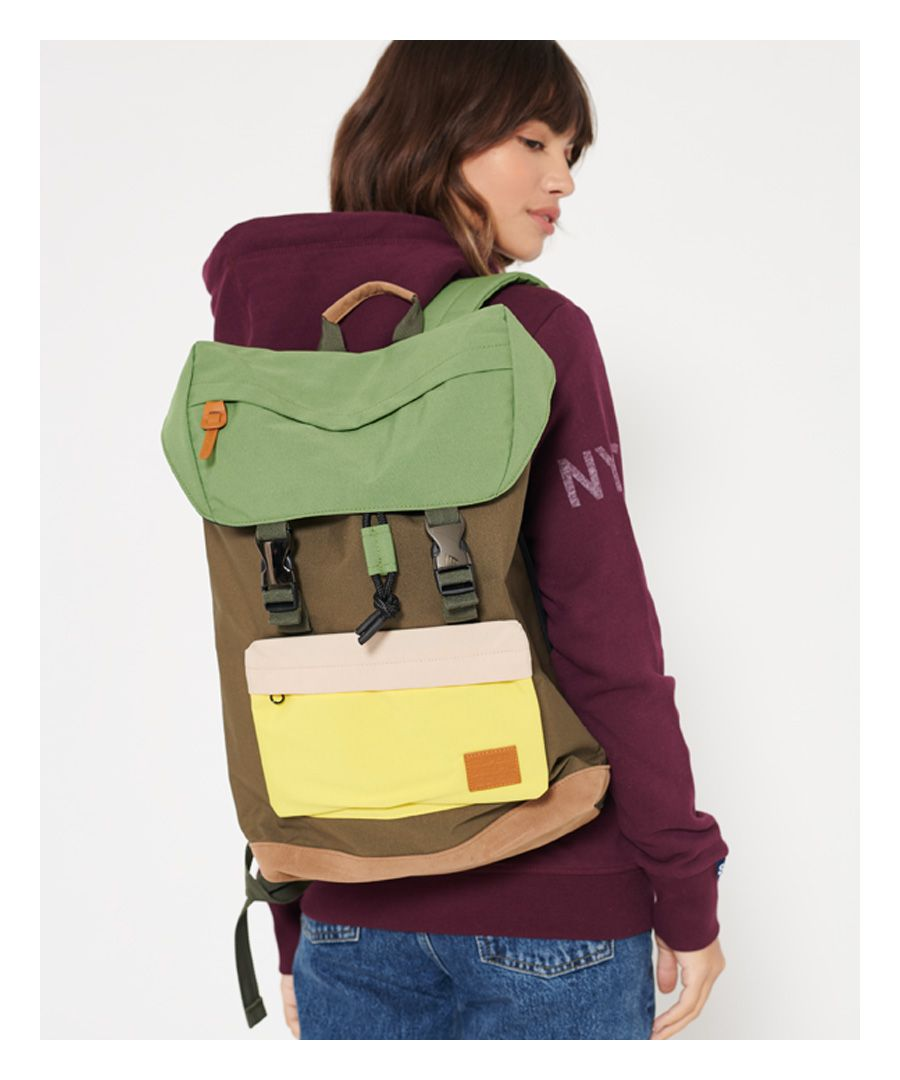Image for Superdry Topload Utility Backpack