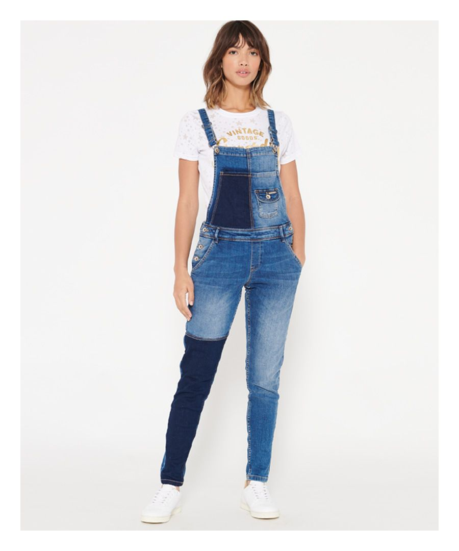 Image for Superdry Emmins Dungarees