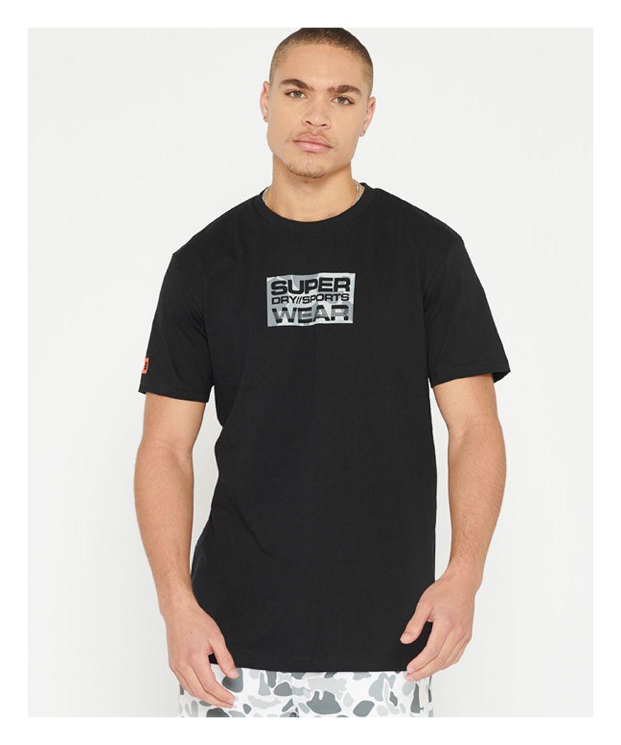 Image for Sport Urban Camo Small Logo T-Shirt