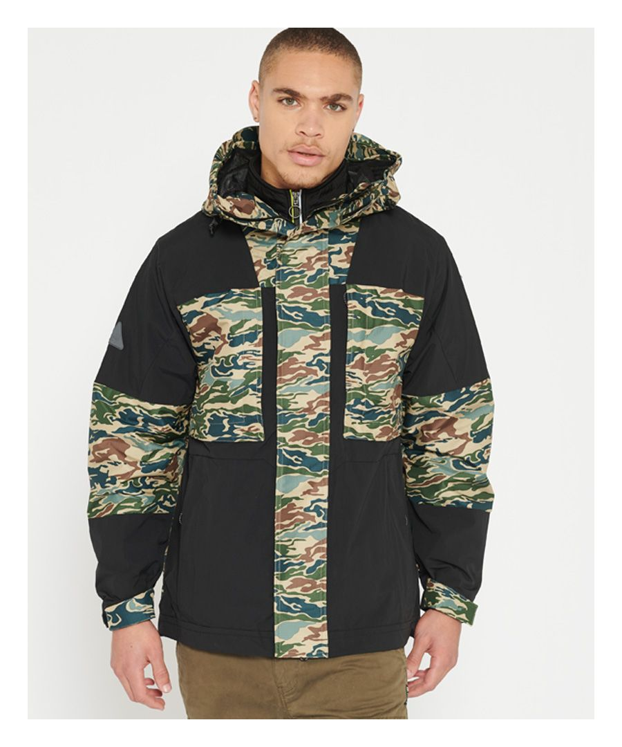 Image for Superdry Jungle Mountaineer Jacket