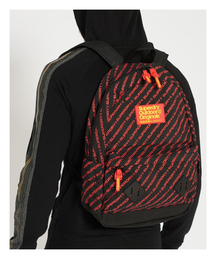 Image for Superdry CNY Moto Montana Rucksack