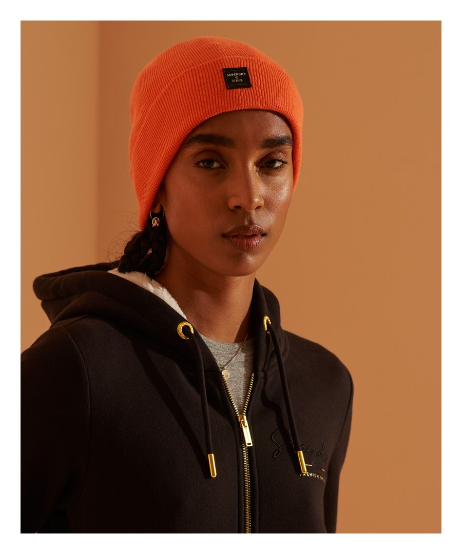 Image for Superdry Fine Lux Beanie