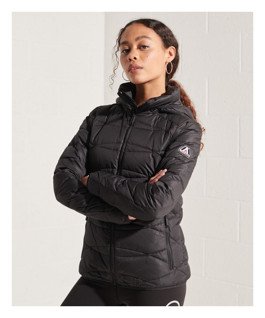Image for Superdry Radar Down Jacket