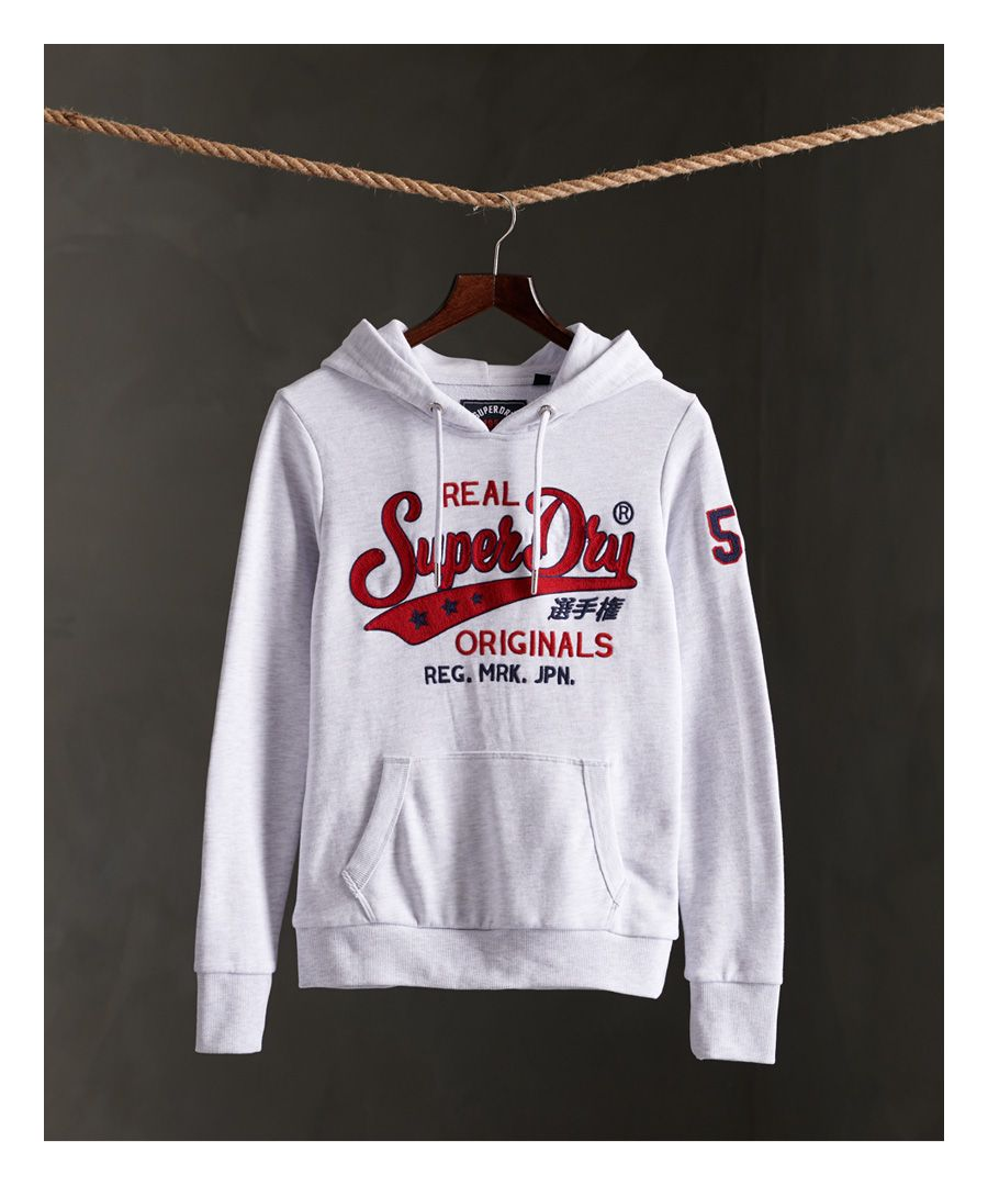 Image for Superdry Real Originals Chainstitch Hoodie