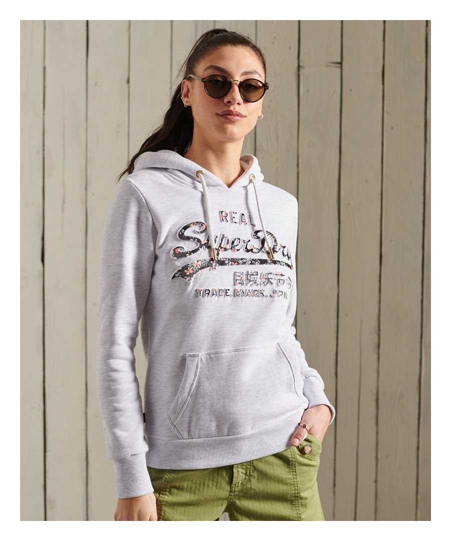 Image for Superdry Vintage Logo Infill Hoodie