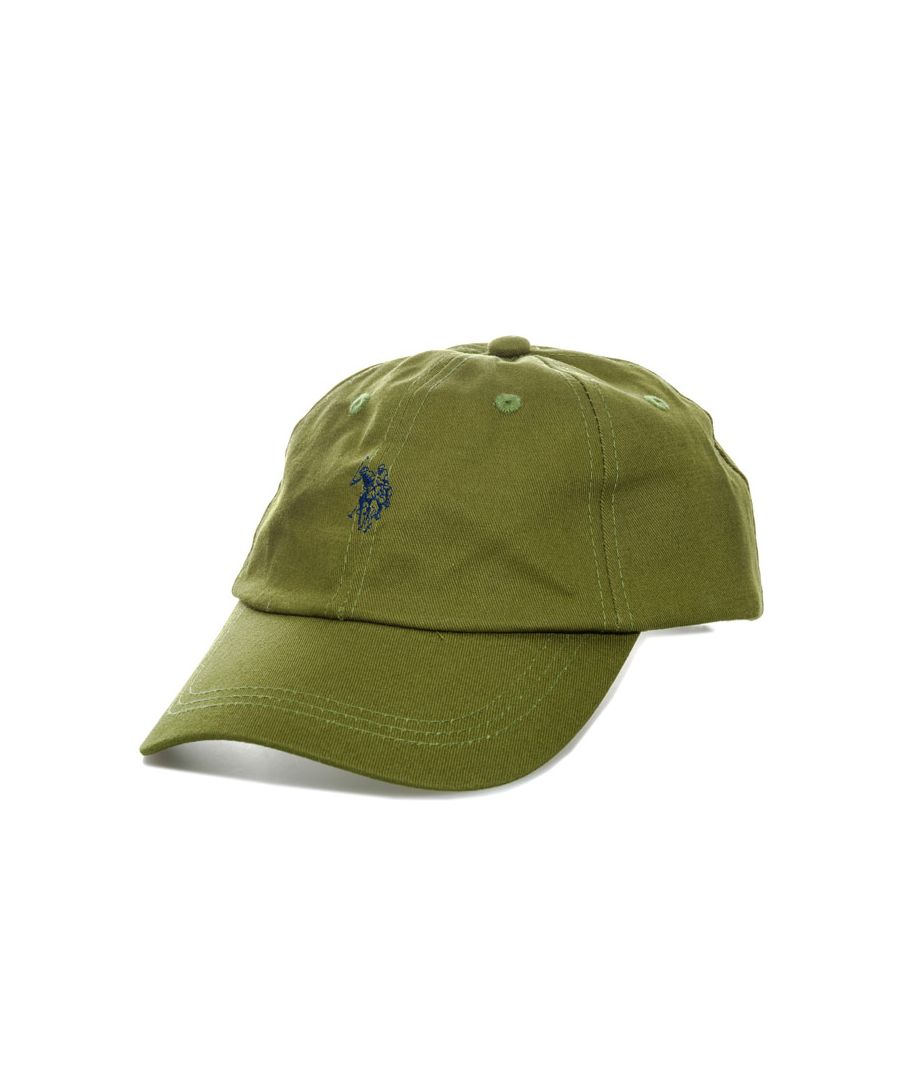 Image for Accessories US Polo Assn Buckleigh Cap in Green