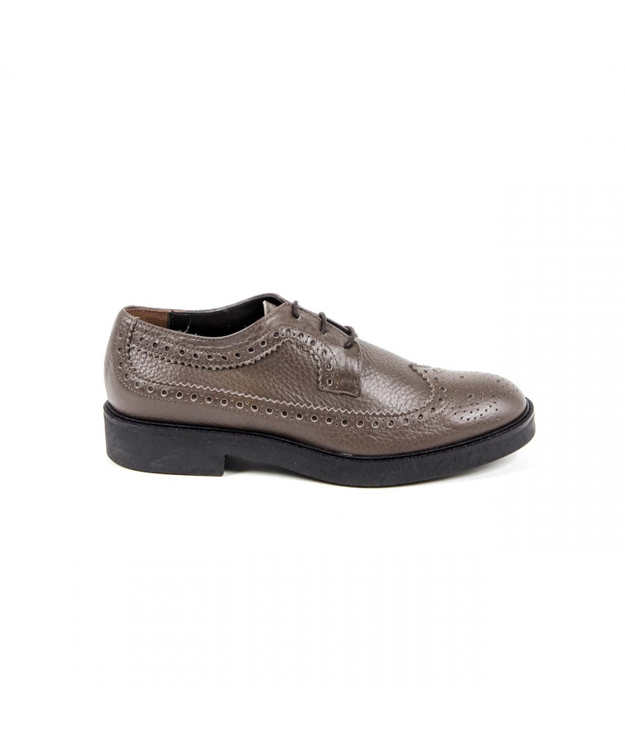Image for V 1969 Italia Womens Brogue Shoe B1670 CERVO TAUPE