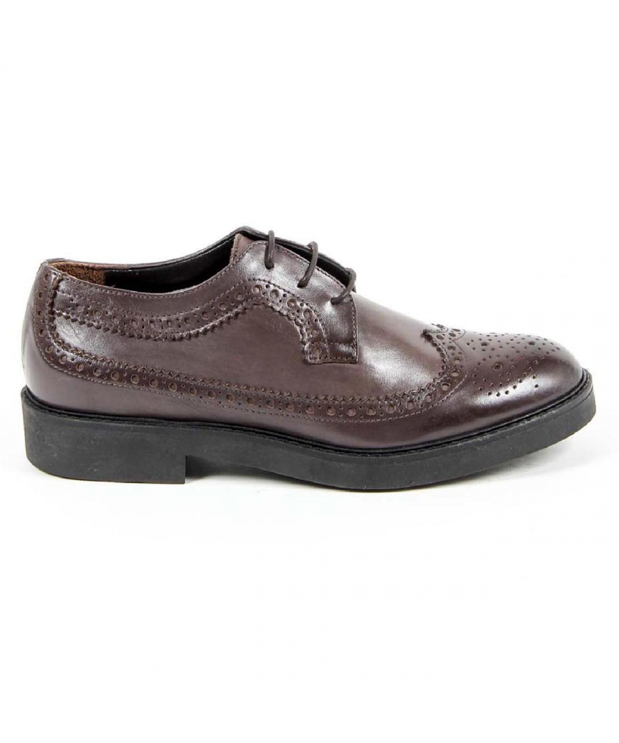 Image for V 1969 Italia Womens Brogue Shoe B1670 VITELLO CEDAR