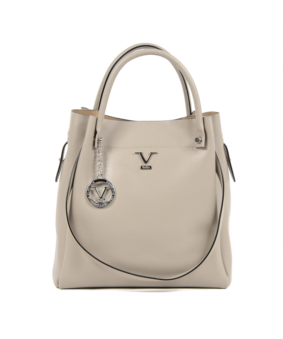 Image for V 1969 Italia Womens Handbag Beige ALESSIA