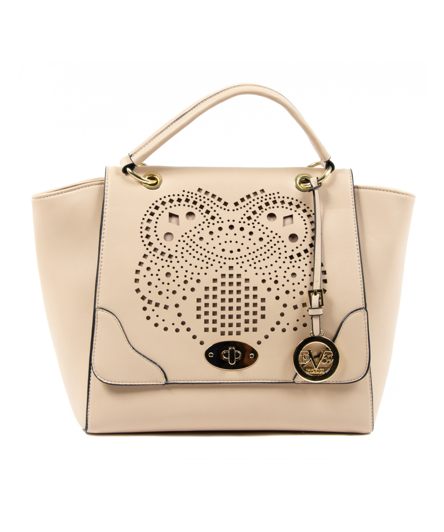 Image for V 1969 Italia Womens Handbag Beige BEATRICE