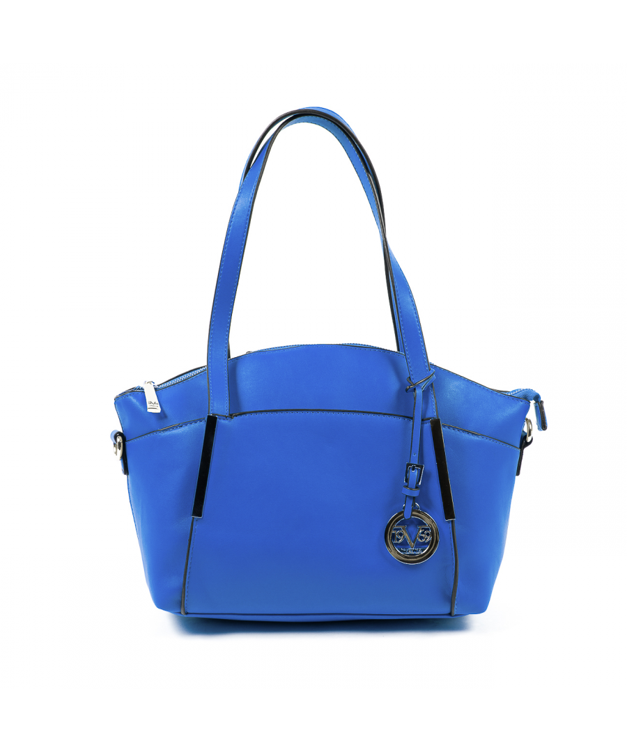 Image for V 1969 Italia Womens Handbag Blue GIULIA