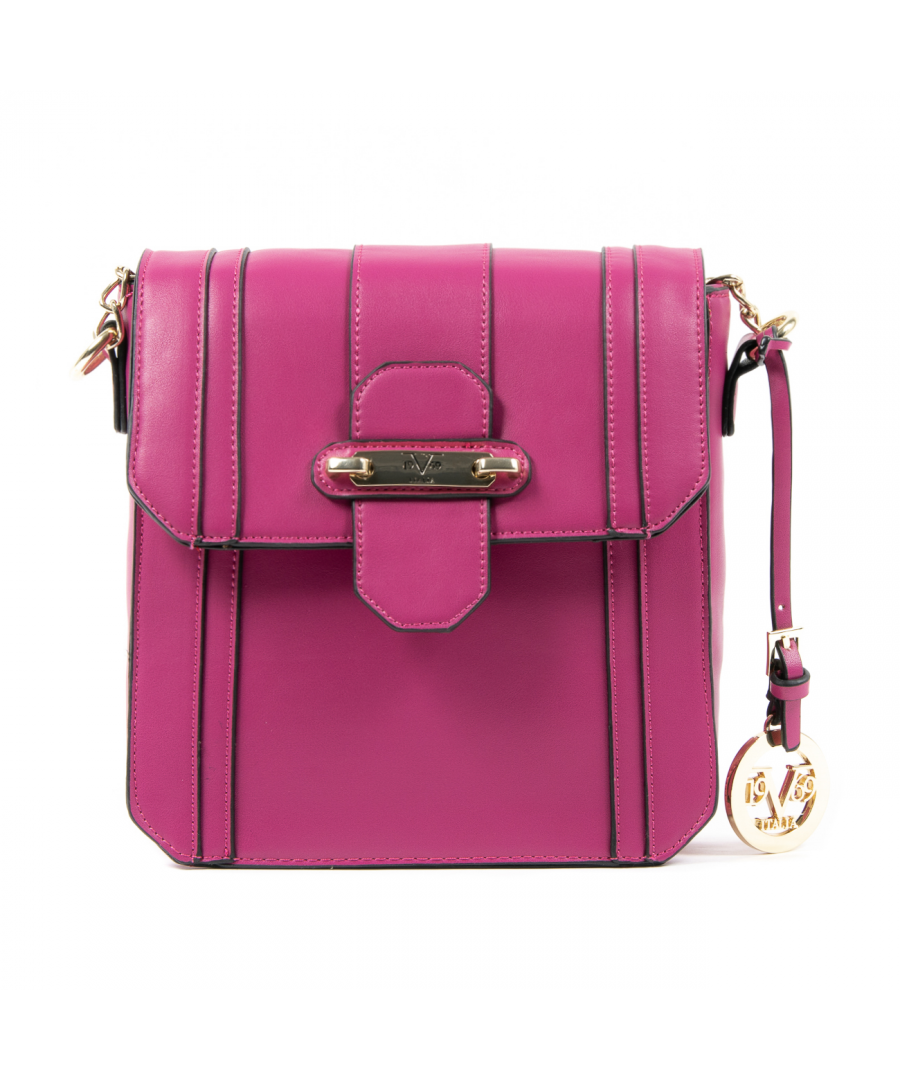 Image for V 1969 Italia Womens Handbag Fuxia LINDA