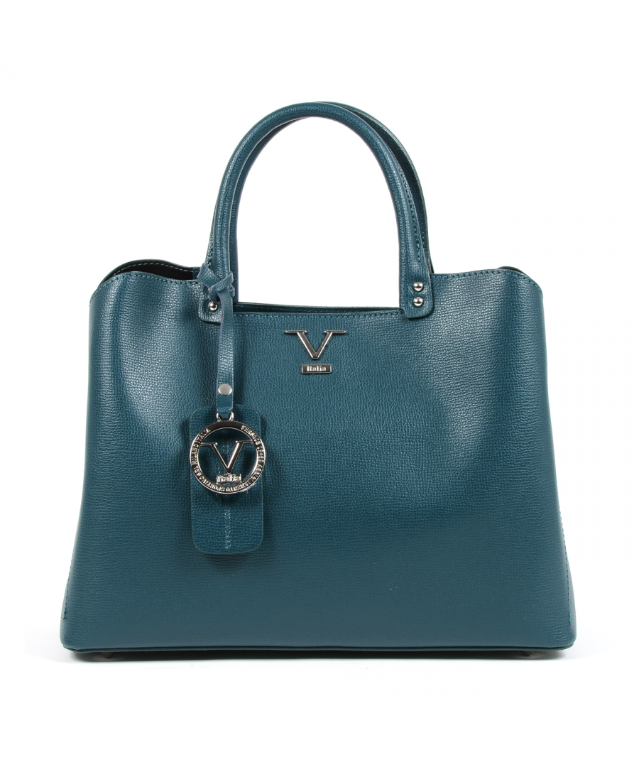Image for V 1969 Italia Womens Handbag Green TATIANA