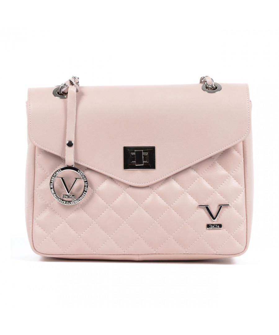 Image for V 1969 Italia Womens Handbag Pink BEATRICE