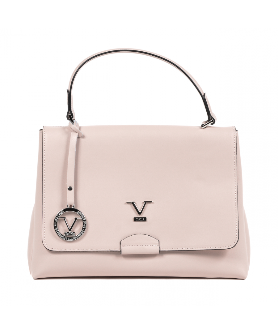 Image for V 1969 Italia Womens Handbag Pink SIMONA