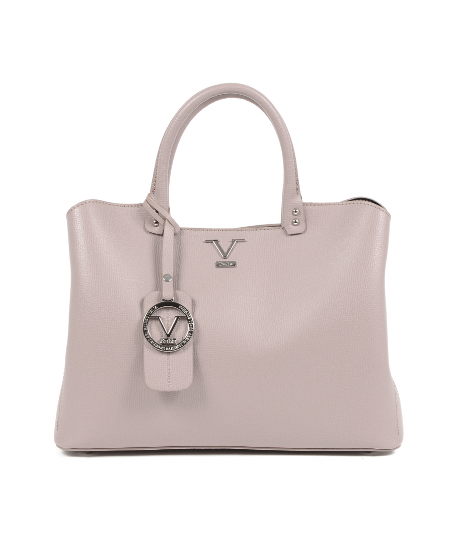 Image for V 1969 Italia Womens Handbag Pink TATIANA