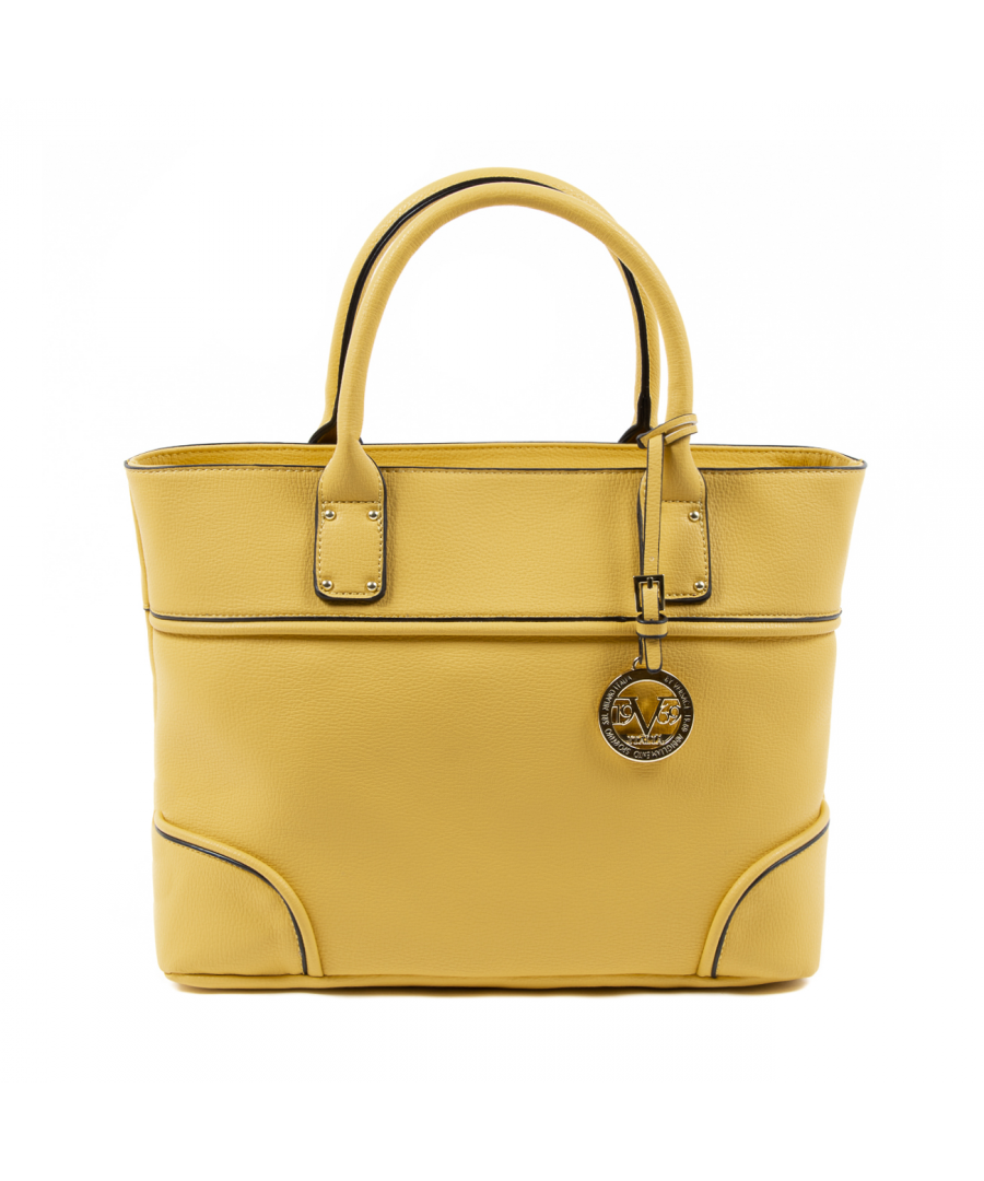 Image for V 1969 Italia Womens Handbag Yellow SOPHIA