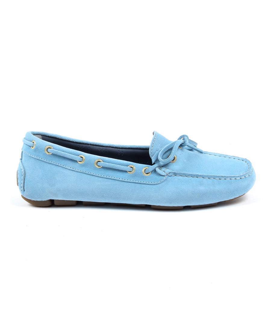 Image for V 1969 Italia Womens Loafer Light Blue PISA