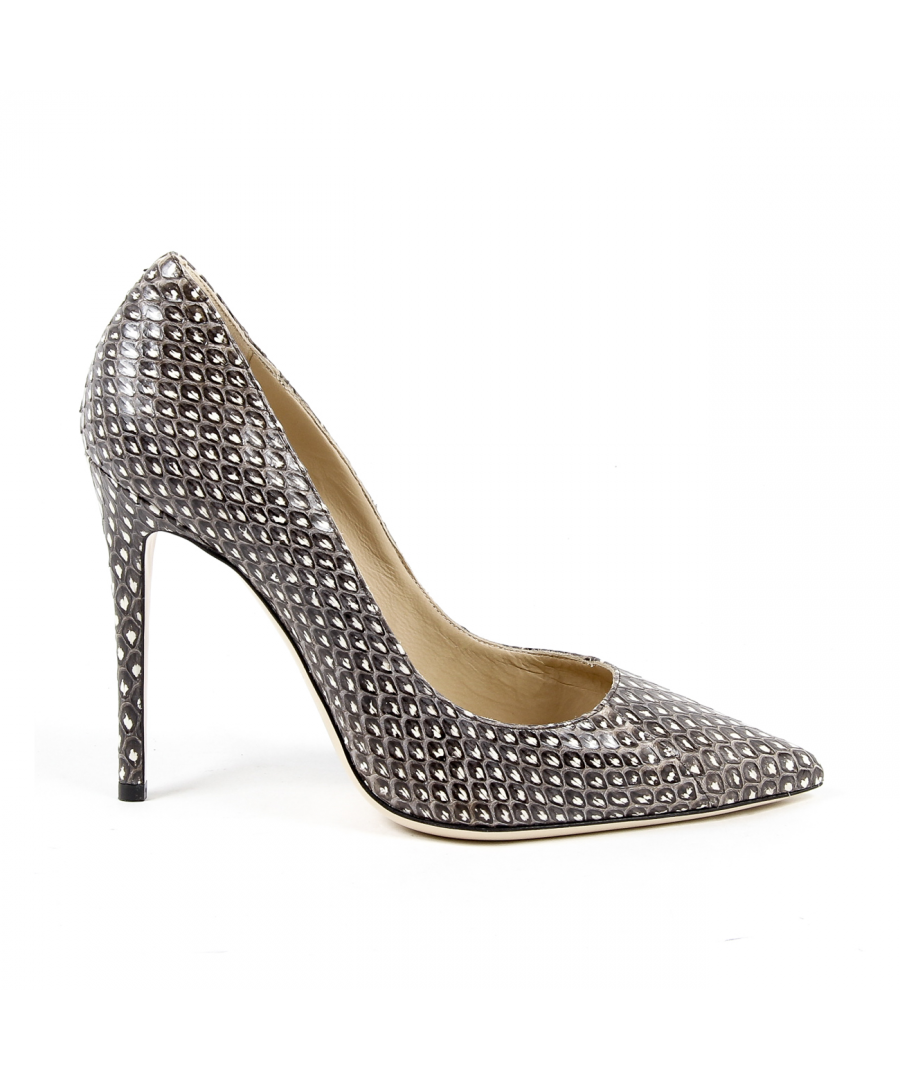 Image for V 1969 Italia Womens Pump Grey ESTER