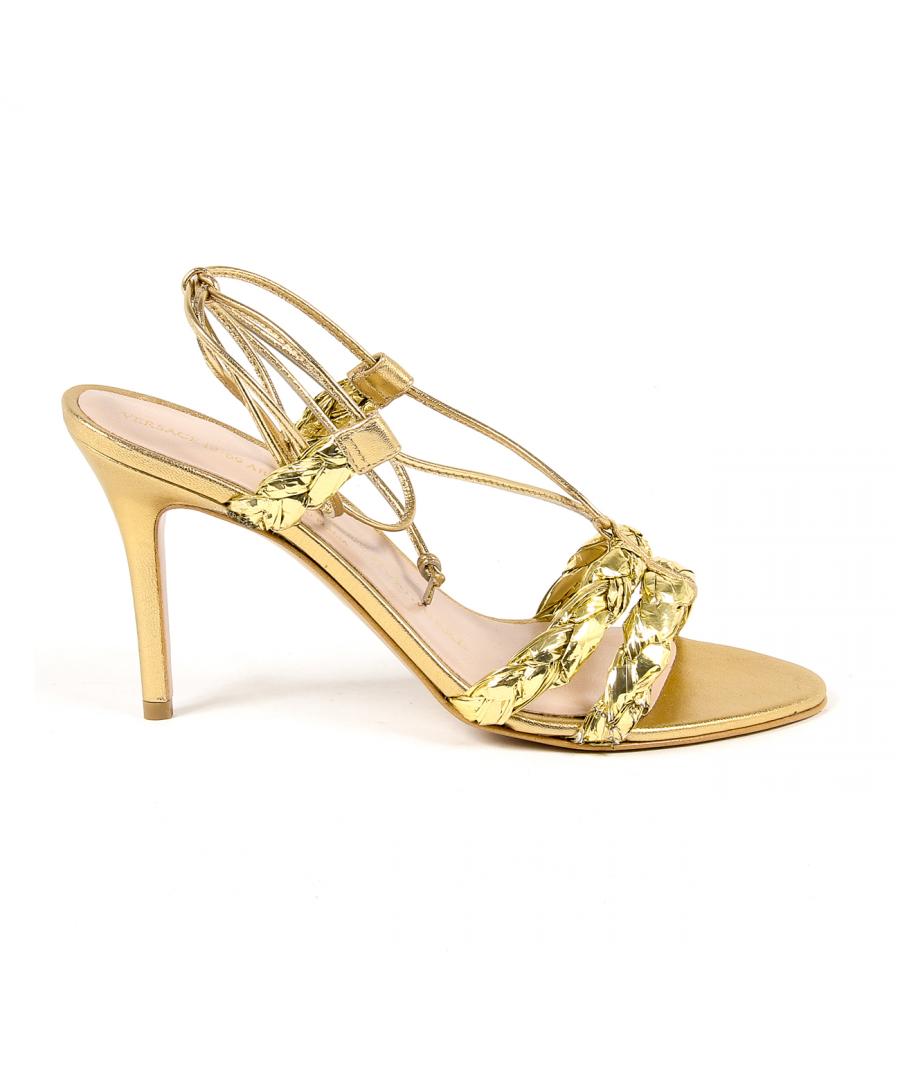 Image for V 1969 Italia Women's Sandal Gold LETITIA