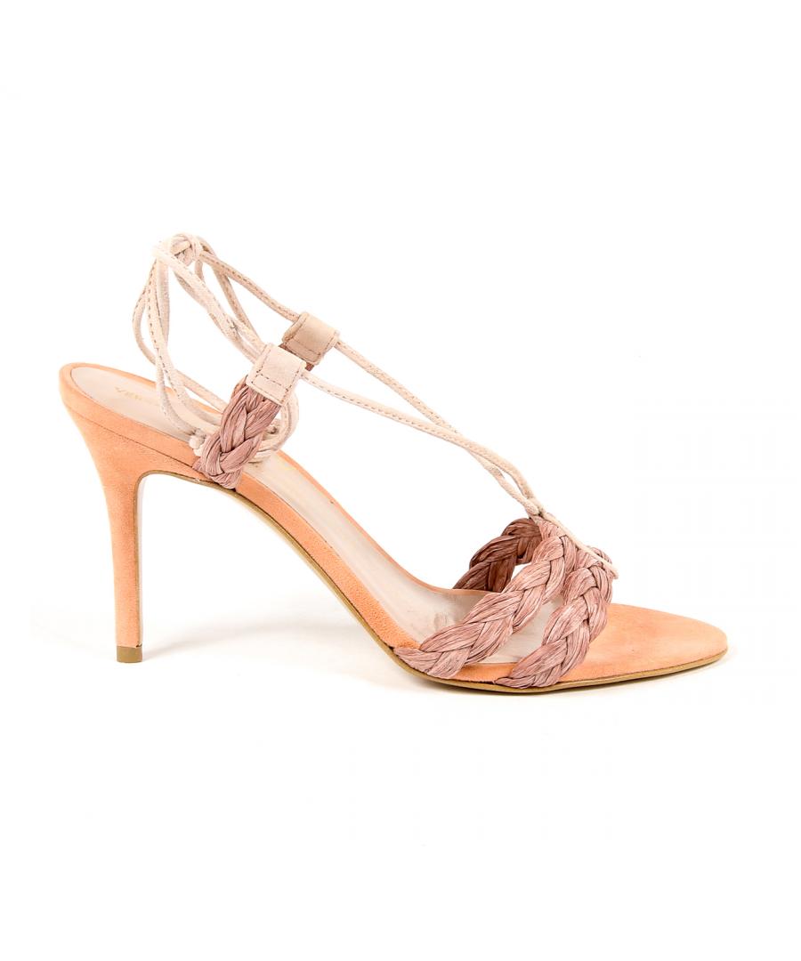 Image for V 1969 Italia Women's Sandal Pink LETITIA