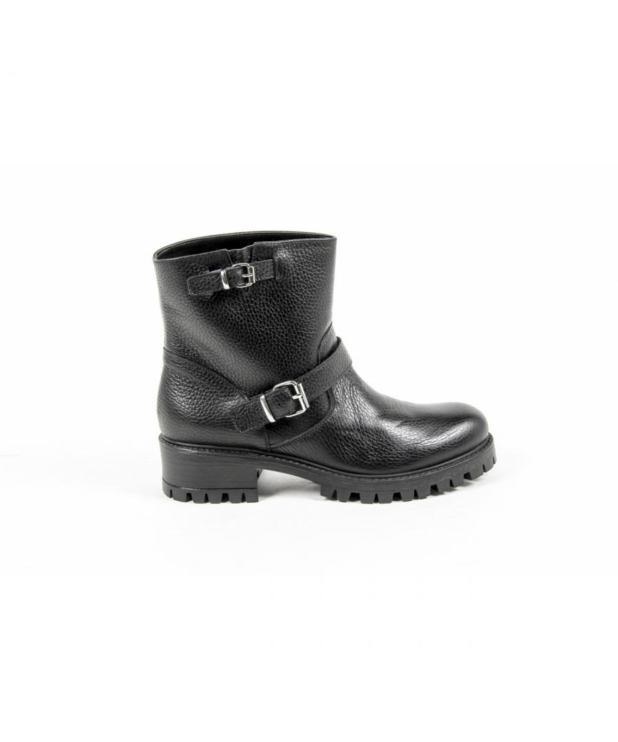 Image for V 1969 Italia Womens Short Boot B1441 CERVO NERO
