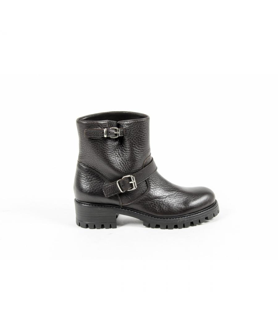 Image for V 1969 Italia Womens Short Boot B1441 CERVO T. MORO